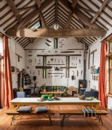 My remote farmhouse retreat in the Black Mountains