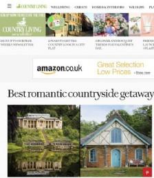 Best romantic countryside getaways in the UK