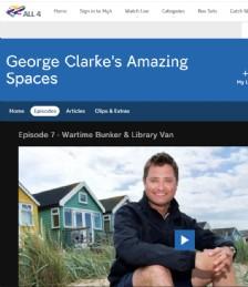 George Clarke´s Amazing Spaces