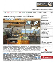 The Best Houses in the South West