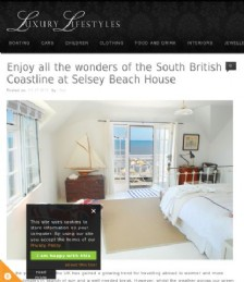 Luxurious Retreats in Selsey