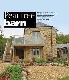 Old Pear Tree Barn in Cornwall