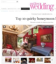 Top 10 Quirky Honeymoon Hotspots