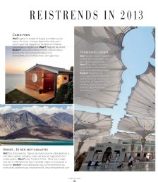 Travel Trends in 2013