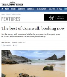 The best luxury places to stay in Cornwall