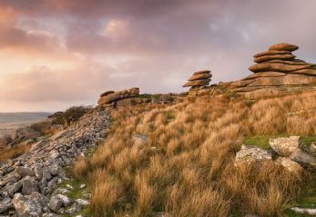 Stowes Hill at the Cheesewring on Bodmin Moor