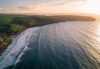 Luxury holiday in Cornwall